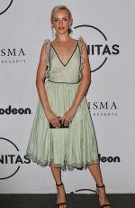 GINTA LAPINA at Unitas Gala Spring/Summer 2018 at New York Fashion Week 09/12/2017