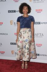 GUGU MBATHA RAW at BBC America Bafta Los Angeles TV Tea Party 09/16/2017