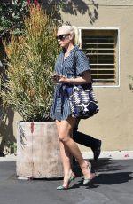 GWEN STEFANI Heading to a Church in Los Angeles 09/10/2017