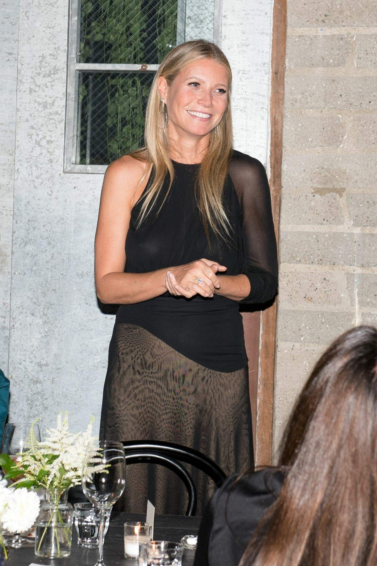 GWYNETH PALTROW at Goop Lab Opening in Los Angeles 09/14/2017