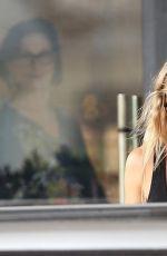 GWYNETH PALTROW Leaves Barneys New York 09/04/2017