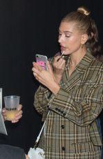 HAILEY BALDWIN at E!, Elle & Img Host New York Fashion Week Kickoff Party 09/06/2017
