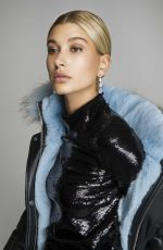 HAILEY BALDWIN for Nicole Benisti's Autumn/Winter 2017 Collection