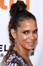 HALLE BERRY at Kings Premiere at 2017 Toronto International Film Festival 09/13/2017