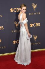 HALSTON SAGE at 69th Annual Primetime EMMY Awards in Los Angeles 09/17/2017