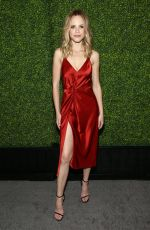 HALSTON SAGE at Fox Fall Premiere Party Celebration in Los Angeles 09/25/2017