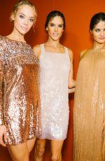 HANNAH FERGUSON at Alberta Ferretti Spring/Summer 2018 Fashion Show