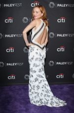 HEATHER GRAHAM at Paleyfest Fall TV Preview in Los Angeles 09/11/2017
