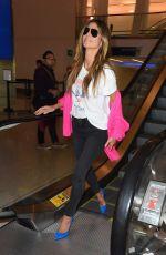 HEIDI KLUM at LAX Airport in Los Angeles 09/10/2017