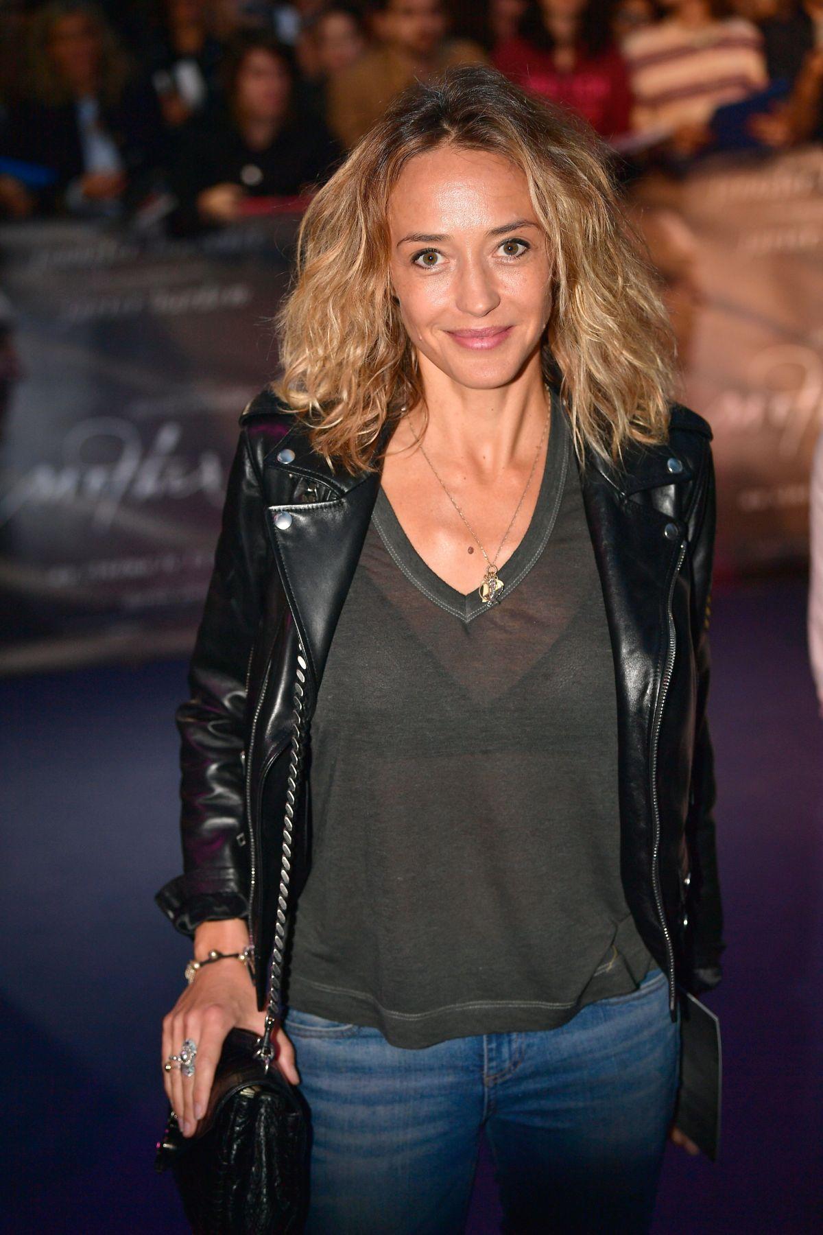 HELENE DE FOUGEROLLES at Mother! Premiere in Paris 09/07/2017