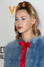 HERMIONE CORFIELD at Bees Make Honey Premiere in London 09/23/2017