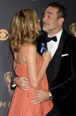 HILARIE BURTON at 69th Annual Primetime EMMY Awards in Los Angeles 09/17/2017
