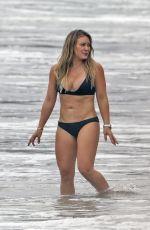 HILARY DUFF in Bikini at a Beach in Malibu 09/04/2017