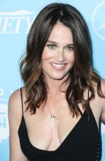ROBIN TUNNEY at Variety & Women in Film Pre-emmy Celebration in Los Angeles 09/15/2017