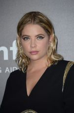ASHLEY BENSON at Amfar Gala in Milan 09/21/2017
