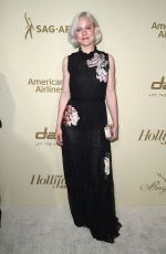 INGRID BOLSO BERDAL at Hollywood Reporter and Sag-aftra Nominees Night in Beverly Hills 09/14/2017