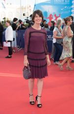 IRENE JACOB at Good Time Premiere at 43rd Deauville American Film Festival 09/02/2017