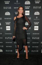 IRINA SHAYK at Harper's Bazaar Icons Party in New York 09/08/2017
