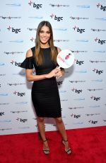 IRIS MITTENAERE at BGC Partners Charity Day Commemorating 9/11 in New York 09/11/2017