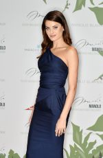 ISABELI FONTANA at Manolo: The Boy Who Made Shoes for Lizards VIP Screening in London 09/18/2017