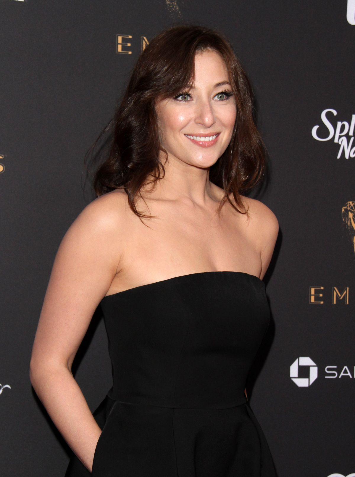 ISIDORA GORESHTER at Television Academy 69th Emmy Performer Nominees Cocktail Reception in Beverly Hills 09/15/2017