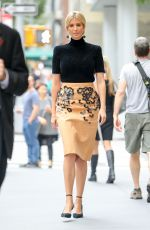 IVANKA TRUMP Out and About in New York 09/18/2017