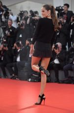 IZABEL GOULART at The Shape of Water Premiere at 74th Venice International Film Festival 08/31/2017