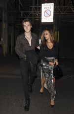 JADE THIRLWALL Night Out in London 09/28/2017