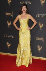 JAMA WILLIAMSON at Creative Arts Emmy Awards in Los Angeles 09/10/2017