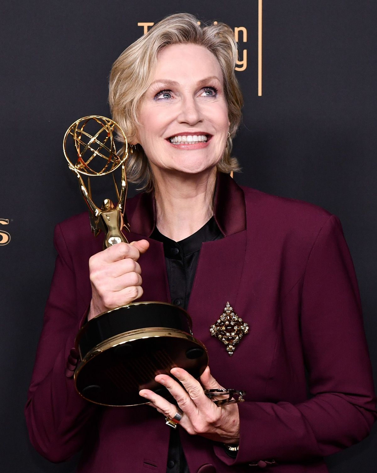 JANE LYNCH at Creative Arts Emmy Awards in Los Angeles 09/10/2017