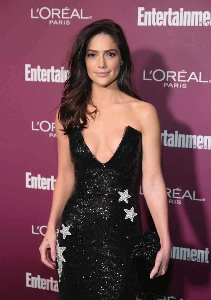 JANET MONTGOMERY at 2017 Entertainment Weekly Pre-emmy Party in West Hollywood 09/15/2017