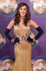 JANETTE MANRARA at Strictly Come Dancing 2017 Launch in London 08/28/2017