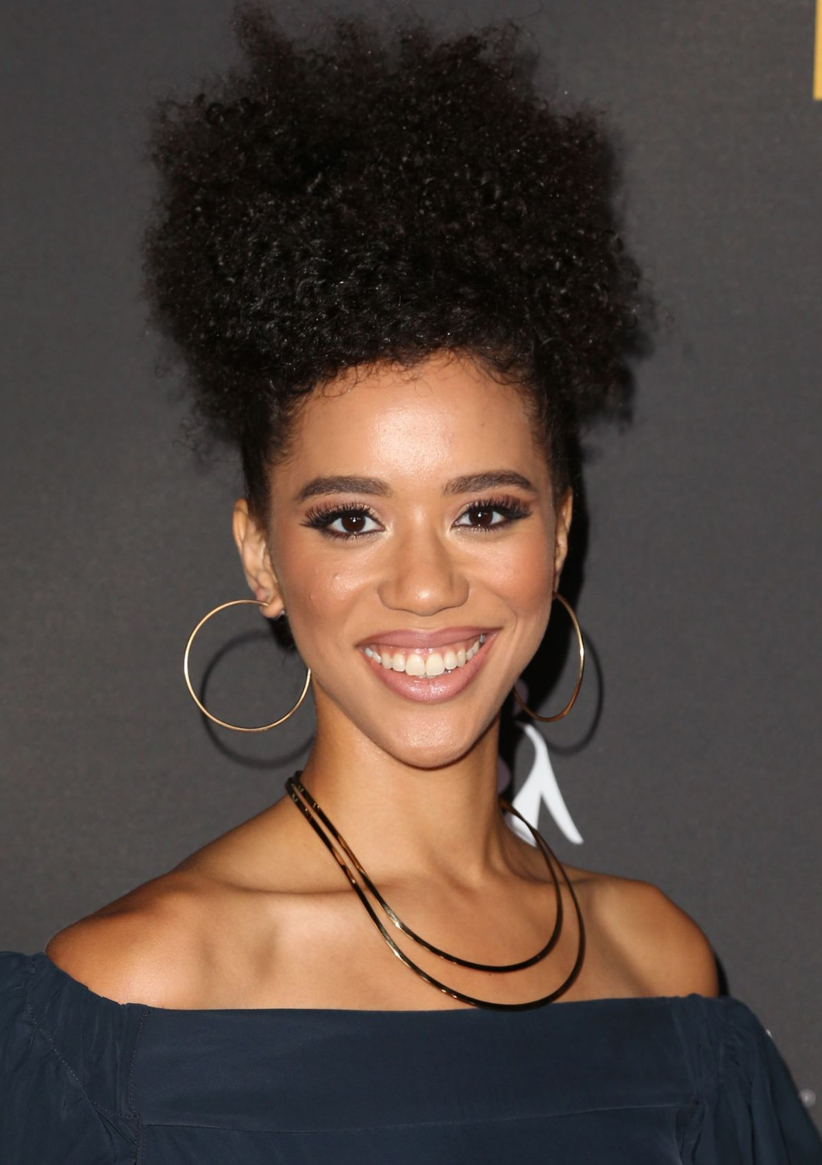 JASMIN SAVOY BROWN at Dynamic & Diverse Emmy Reception in Los Angeles 09/12/2017