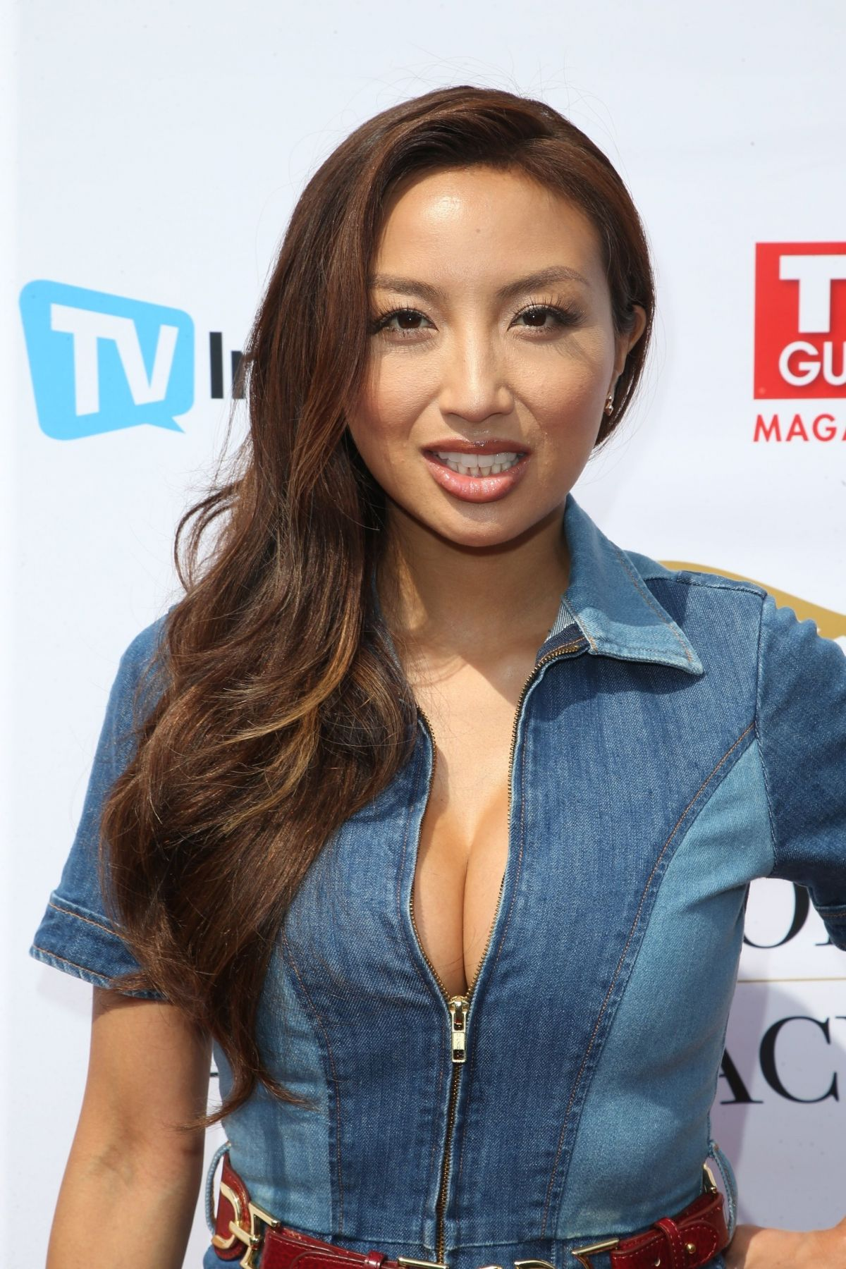 JEANNIE MAI at Television Industry Advocacy Awards in Hollywood 09/16/2017