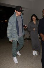 JENNA DEWAN at LAX Airport in Los Angeles 09/16/2017
