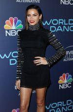 JENNA DEWAN at World of Dance Celebration in West Hollywood 09/19/2017