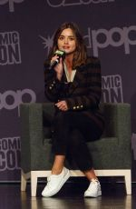 JENNA-LOUISE COLEMAN at Oz Comic-con in Sydney 09/30/2017