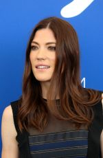 JENNIFER CARPENTER at Brawl in Cell Block 99 Photocall at 74th Venice Film Festival 09/02/2017
