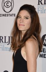 JENNIFER CARPENTER at Brawl in Cell Block 99 Premiere in Los Angeles 09/29/2017