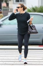 JENNIFER GARNER Out and About in Los Angeles 09/12/2017