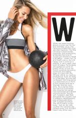JENNIFER HAWKINS in Womens Health Magazine, Australia October 2017 Issue