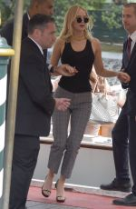 JENNIFER LAWRENCE Arrives at Excelsior Hotel in Venice 09/05/2017