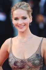 JENNIFER LAWRENCE at Mother! Premiere at 2017 Venice Film Festival 09/05/2017