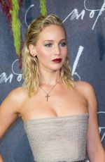JENNIFER LAWRENCE at Mother! Premiere in Paris 09/07/2017