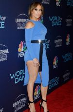 JENNIFER LOPEZ at World of Dance Celebration in West Hollywood 09/19/2017