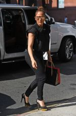 JENNIFER LOPEZ Out for Lunch in New York 09/25/2017