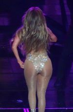JENNIFER LOPEZ Performs at a Concert in Las Vegas 09/07/2017