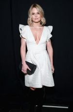 JENNIFER MORRISON at Marchesa Fashion Show at New York Fashion Week 09/13/2017