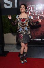 JENNIFER TILLY at Halloween Horror Nights Opening Night in Hollywood 09/15/2017