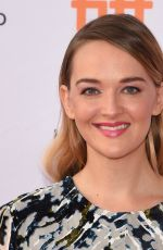 JESS WEIXLER at Who We Are Now Premiere at Toronto International Film Festival 09/09/2017